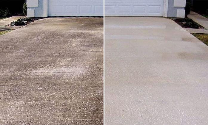 high point driveway cleaning