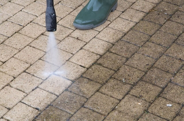 high point patio cleaning