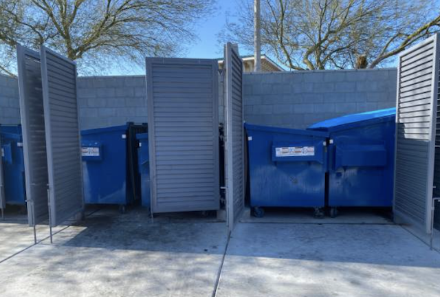 dumpster cleaning in high point